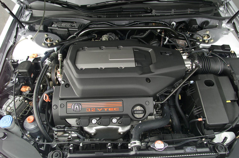 Acura TL TypeS V Engine Picture Pic Image - Acura tl motor