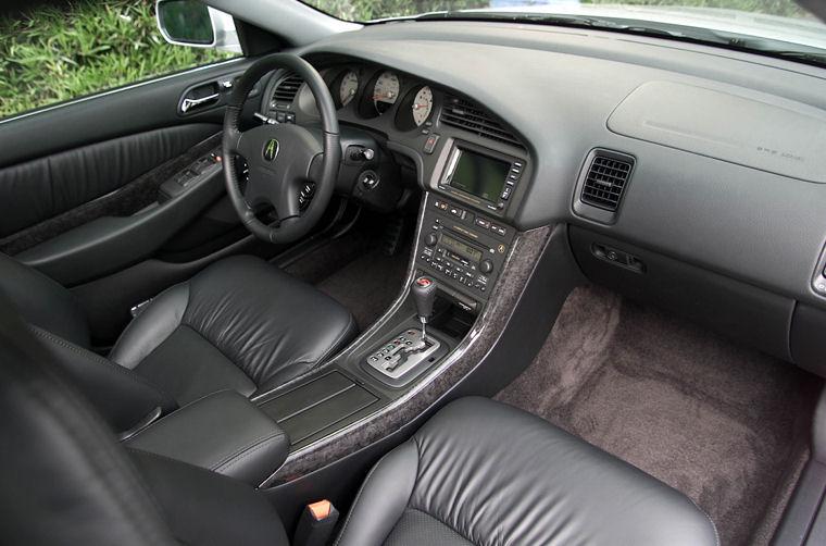 2003 Acura 3.2 TL Type-S Interior - Picture / Pic / Image