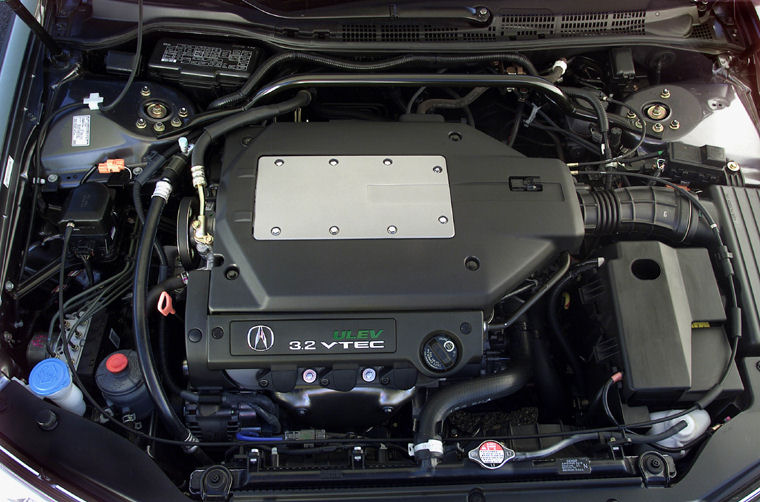 2003 Acura 3.2 TL 6-cylinder Engine - Picture / Pic / Image