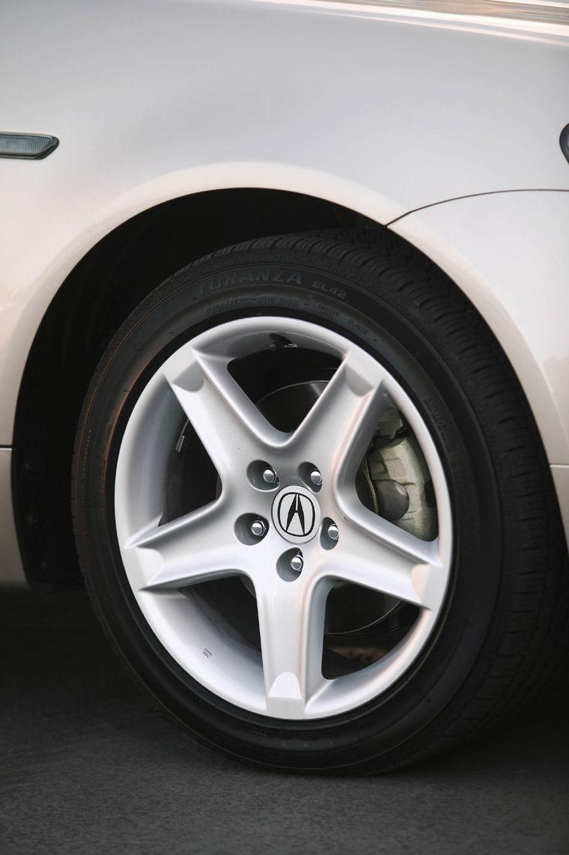 Acura TL Rim Picture Pic Image - 2004 acura tl rims
