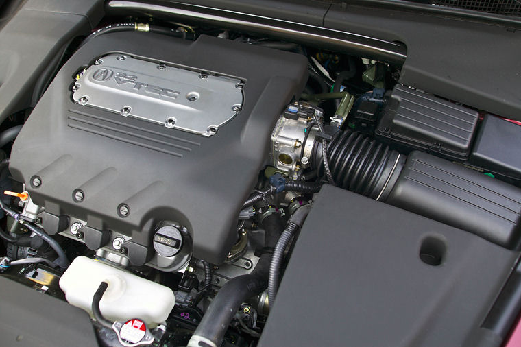 Acura TL L V Engine Picture Pic Image - 2005 acura tl engine