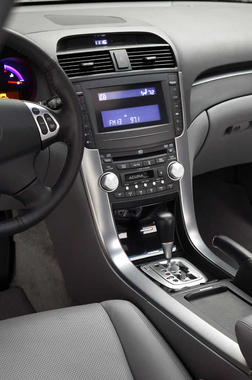 Smart Car Honda >> 2006 Acura TL Center Console - Picture / Pic / Image