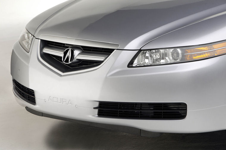 Acura TL Headlight Picture Pic Image - Acura tl headlights