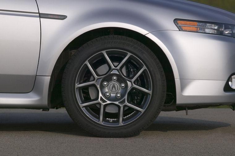 Acura TL TypeS Rim Picture Pic Image - Acura tl type s rims