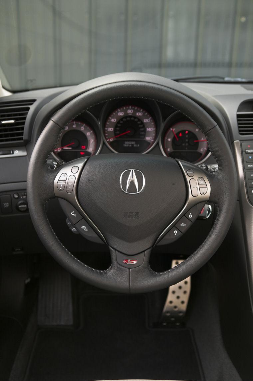 Acura TL TypeS SteeringWheel Picture Pic Image - Acura steering wheel