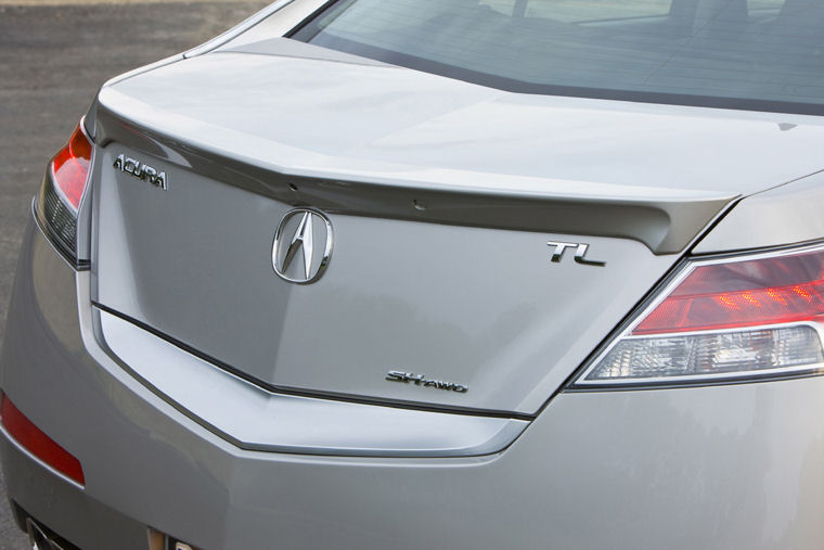 Acura TL TypeS Tail Lights Picture Pic Image - Acura tl taillights