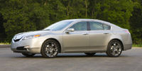 2009 Acura TL Pictures