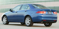 2005 Acura TSX Pictures