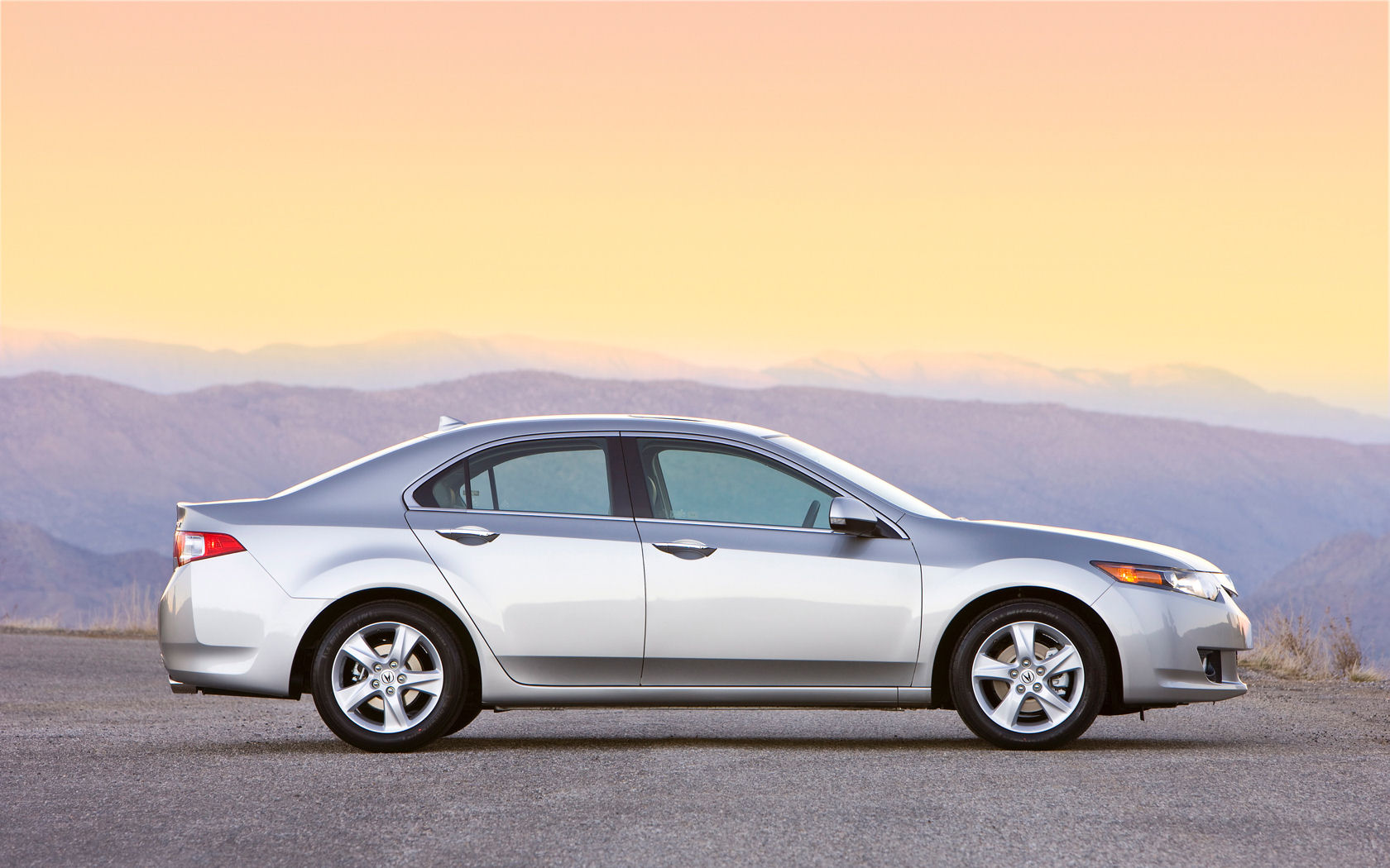 Acura Tsx V6 Free Widescreen Wallpaper Desktop Background Picture