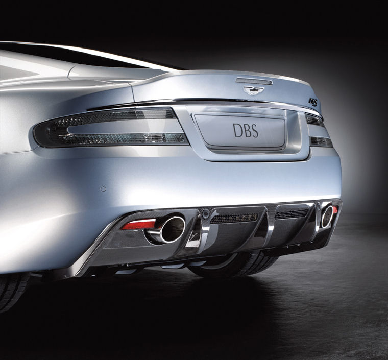 2008 Aston Martin Dbs Tail Light Picture Pic Image