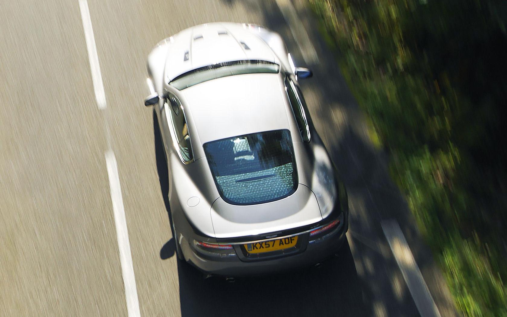 Aston Martin DBS Wallpaper Widescreen