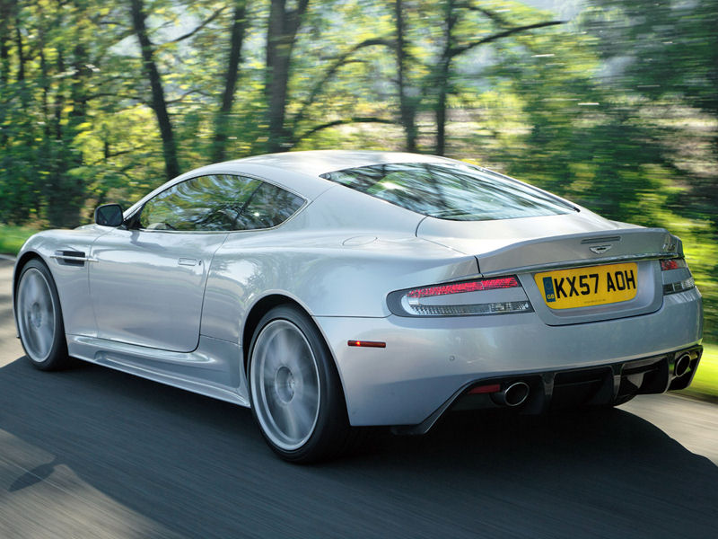 Aston Martin Dbs V12 Wallpaper. Aston Martin DBS Desktop Wallpaper