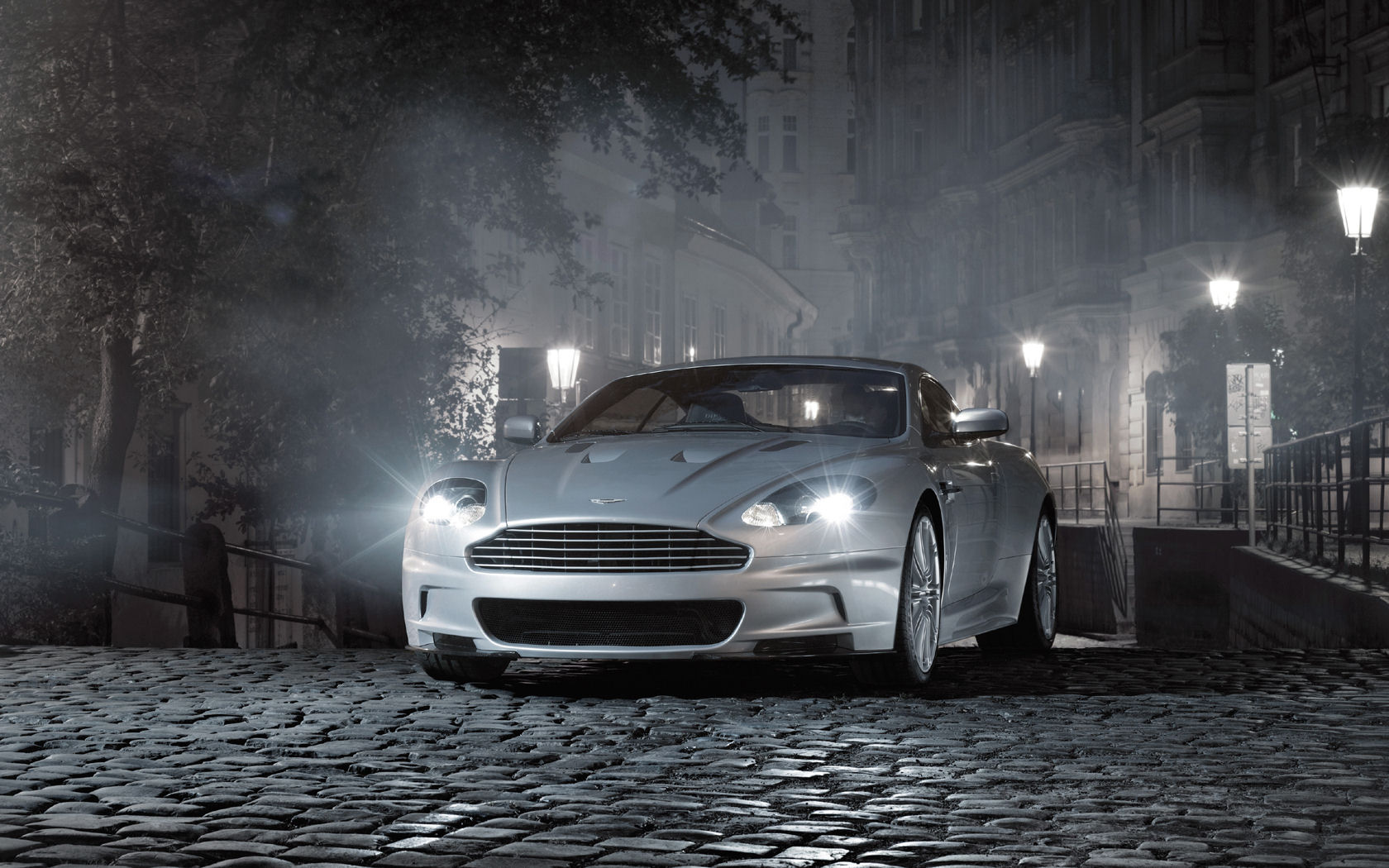 Aston Martin Dbs V12 Coupe Volante Convertible Free