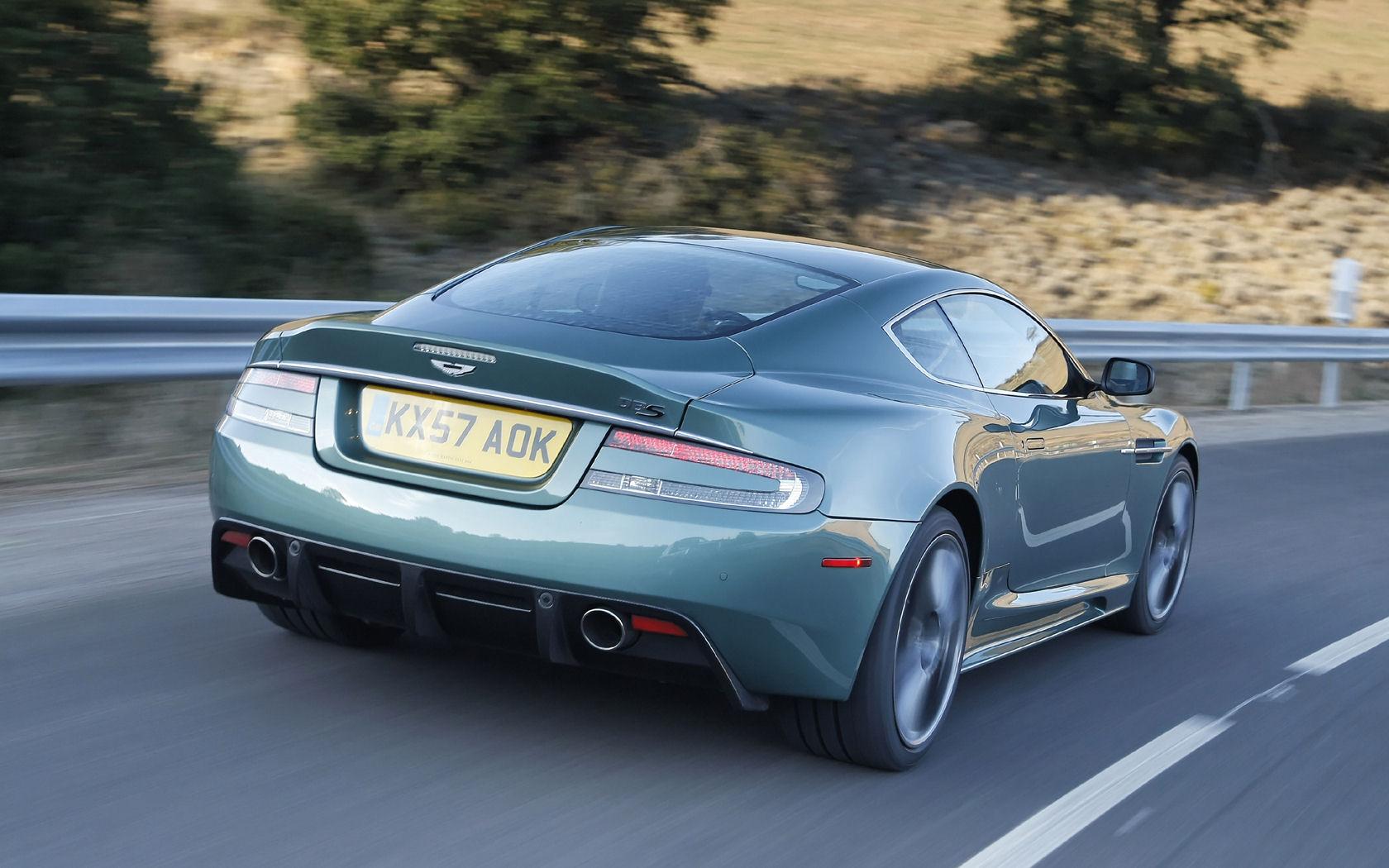 Aston Martin DBS, V12 Coupe, Volante Convertible