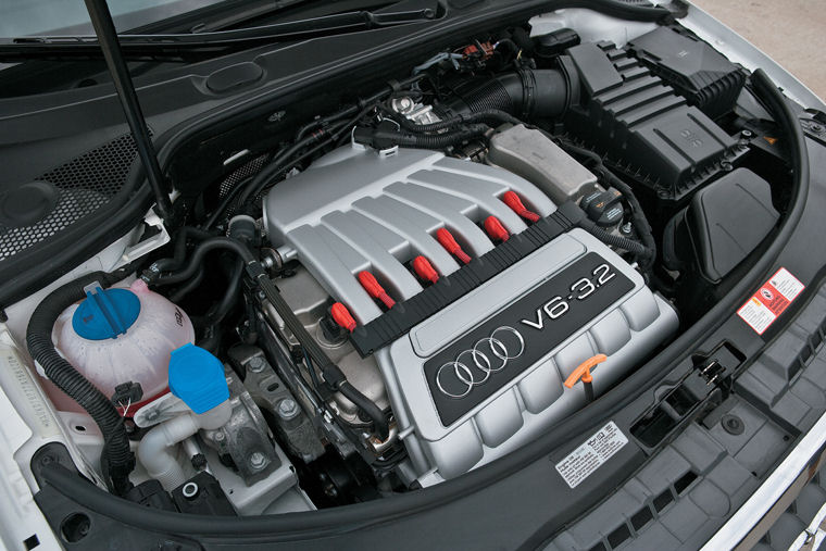 2008 audi a3 3 2l v6 engine picture pic image. Black Bedroom Furniture Sets. Home Design Ideas