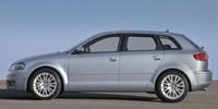 2008 Audi A3 Pictures