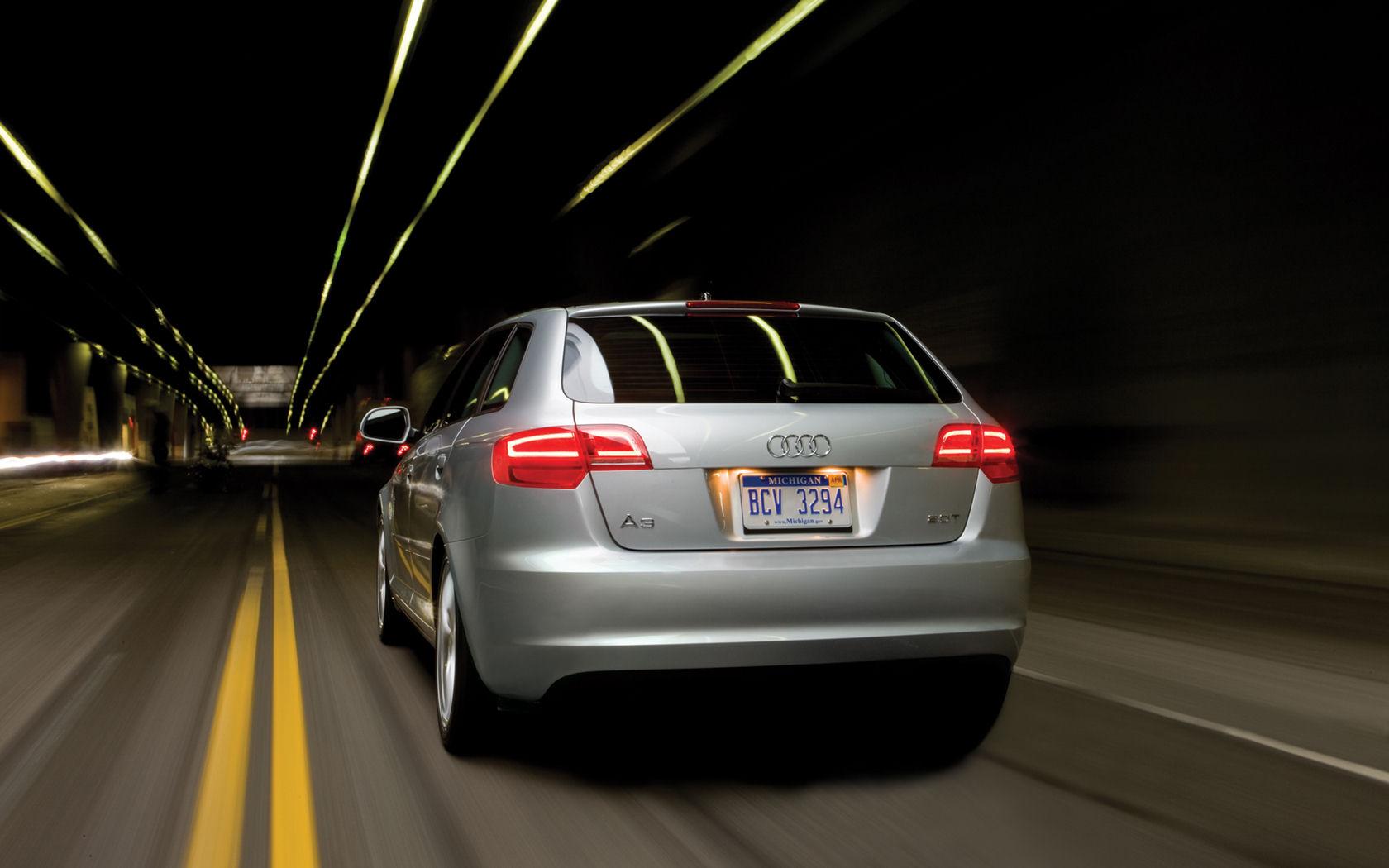 Audi A3 Sportback 2 0t 3 2 Quattro Free Widescreen