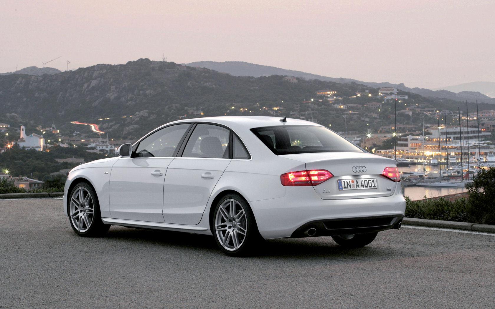 Audi A4 2 0t 3 2 S4 Quattro Avant Free Widescreen