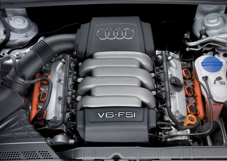 2009 audi a5 3 2l v6 engine picture pic image. Black Bedroom Furniture Sets. Home Design Ideas