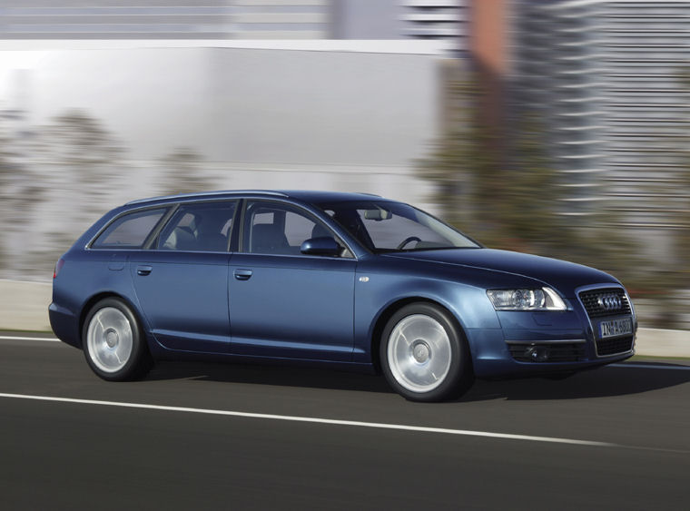 2006 audi a6 avant picture pic image. Black Bedroom Furniture Sets. Home Design Ideas