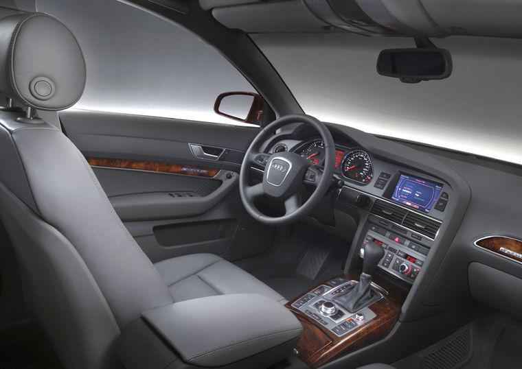 Audi A Interior Picture Pic Image - Audi a6 interior