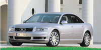 2004 Audi A8 Pictures