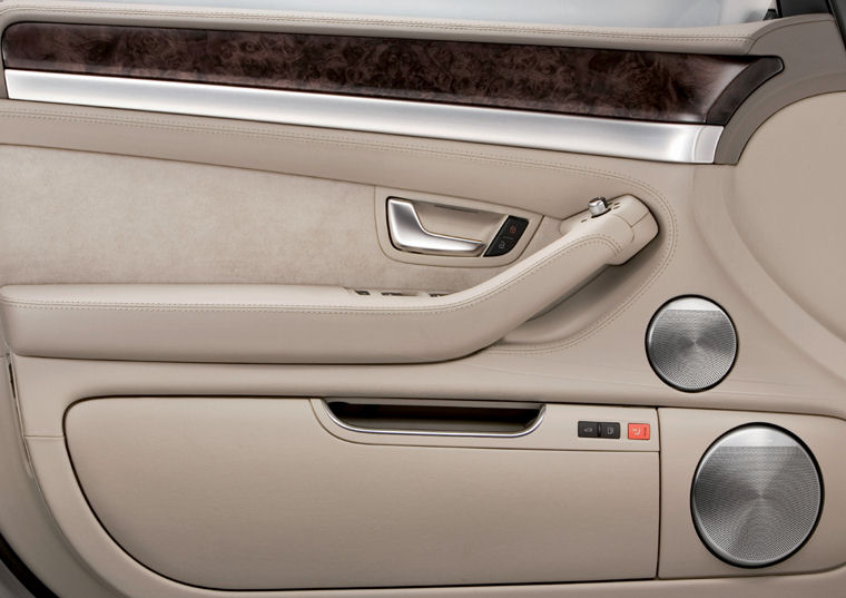 2010 Audi A8 4 2 Door Panel Picture Pic Image