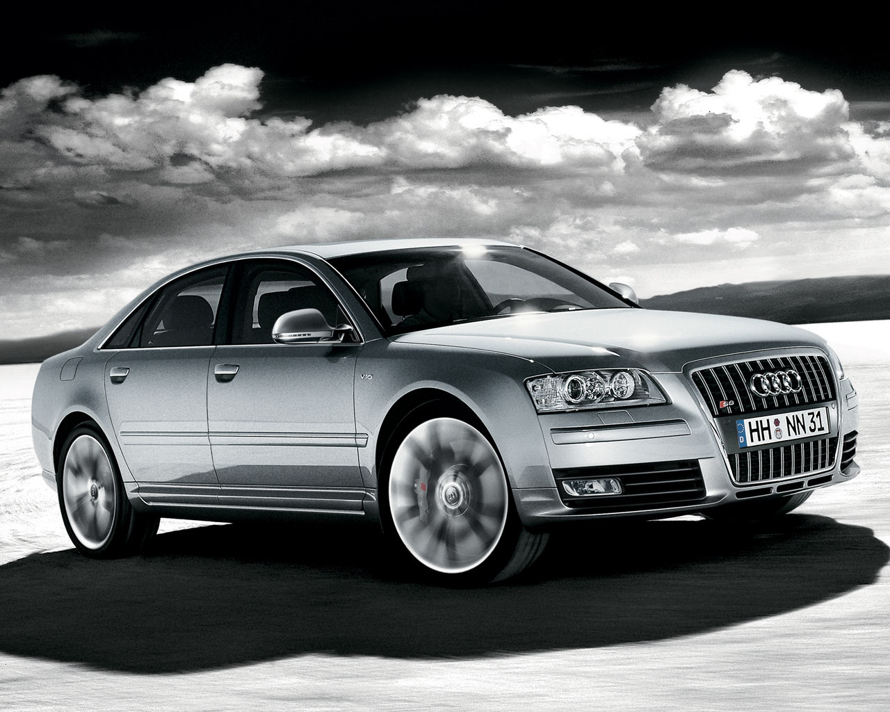 Audi A8 Desktop Wallpaper