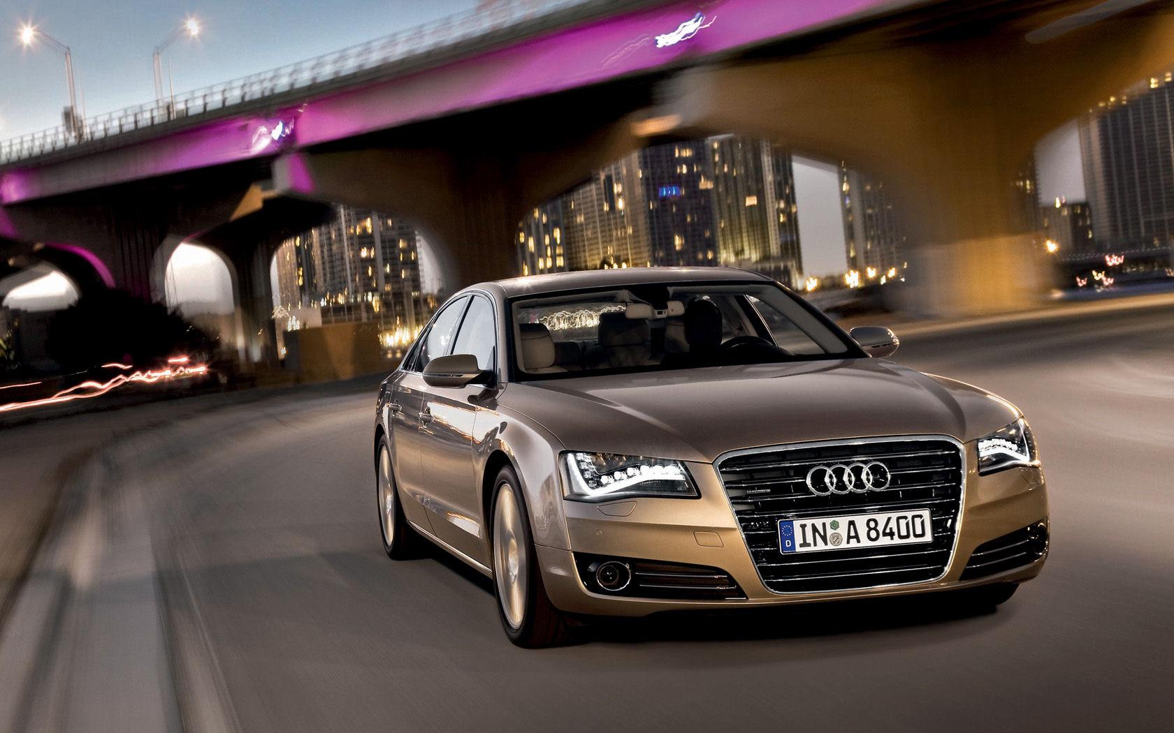 Audi A8 A8l 4 2 W12 S8 Quattro Free Widescreen