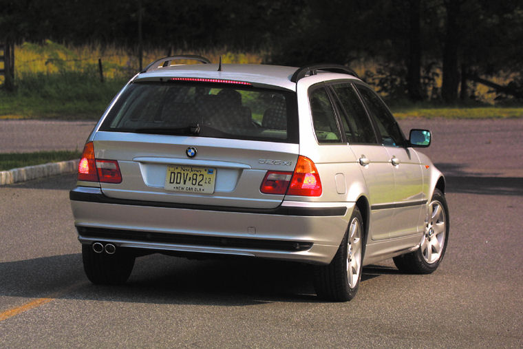 2002 Bmw 3 Series Wagon Picture
