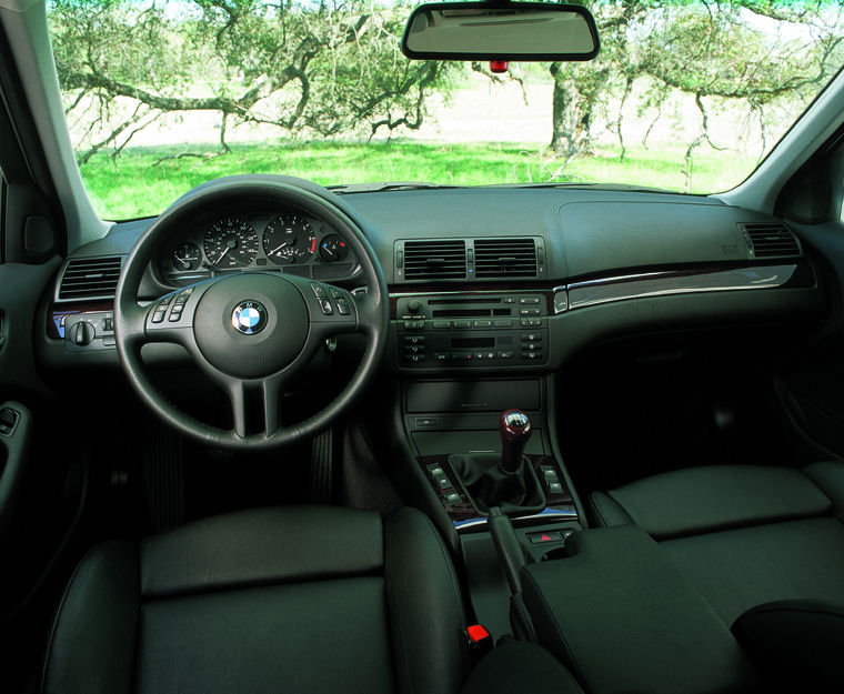 2002 BMW 3 Series Interior Picture