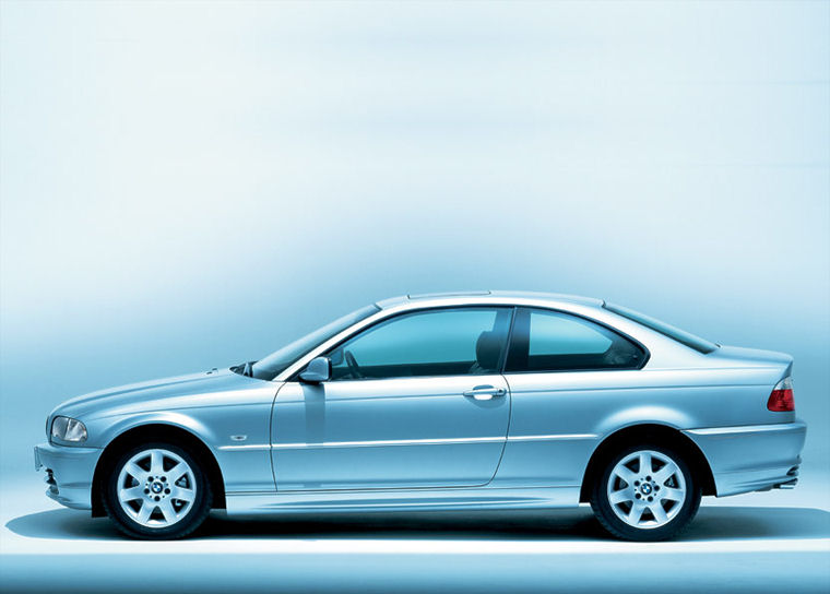 2002 BMW 3-Series Coupe - Picture / Pic / Image