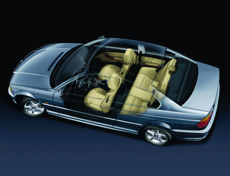 2002 BMW 3-Series Coupe Interior - Picture / Pic / Image