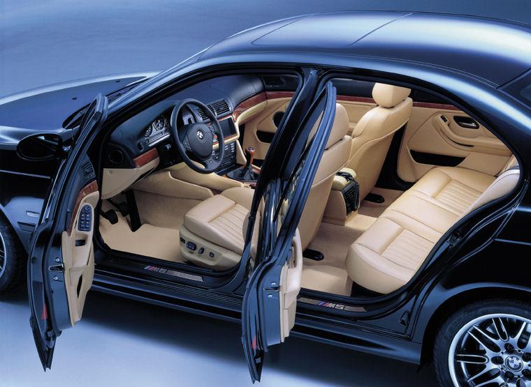 2001 BMW M5 Interior - Picture / Pic / Image