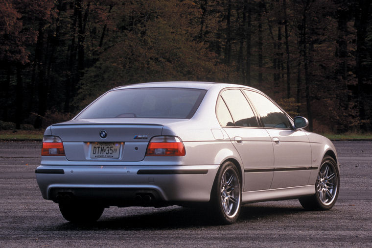 2001 BMW M5 - Picture / Pic / Image