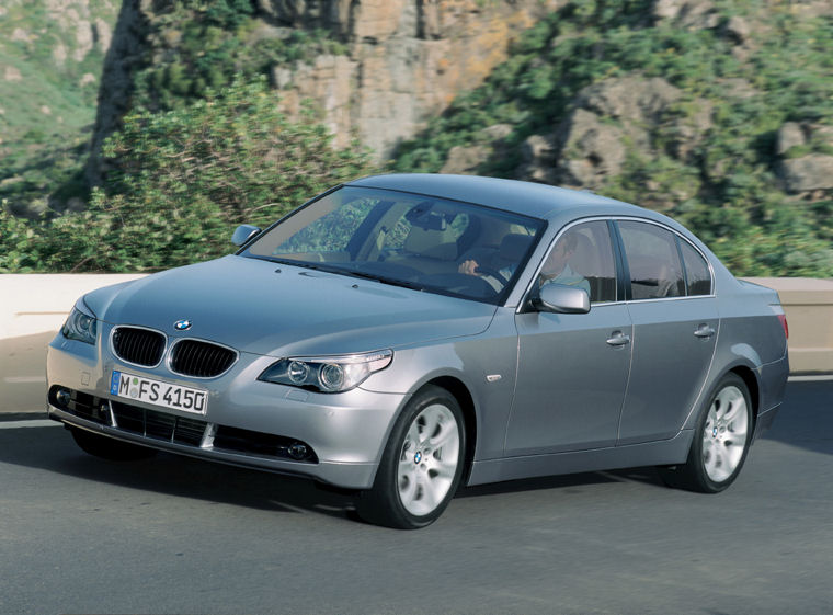 2005 Bmw 530i Picture Pic Image