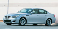 2005 BMW 5-Series Pictures