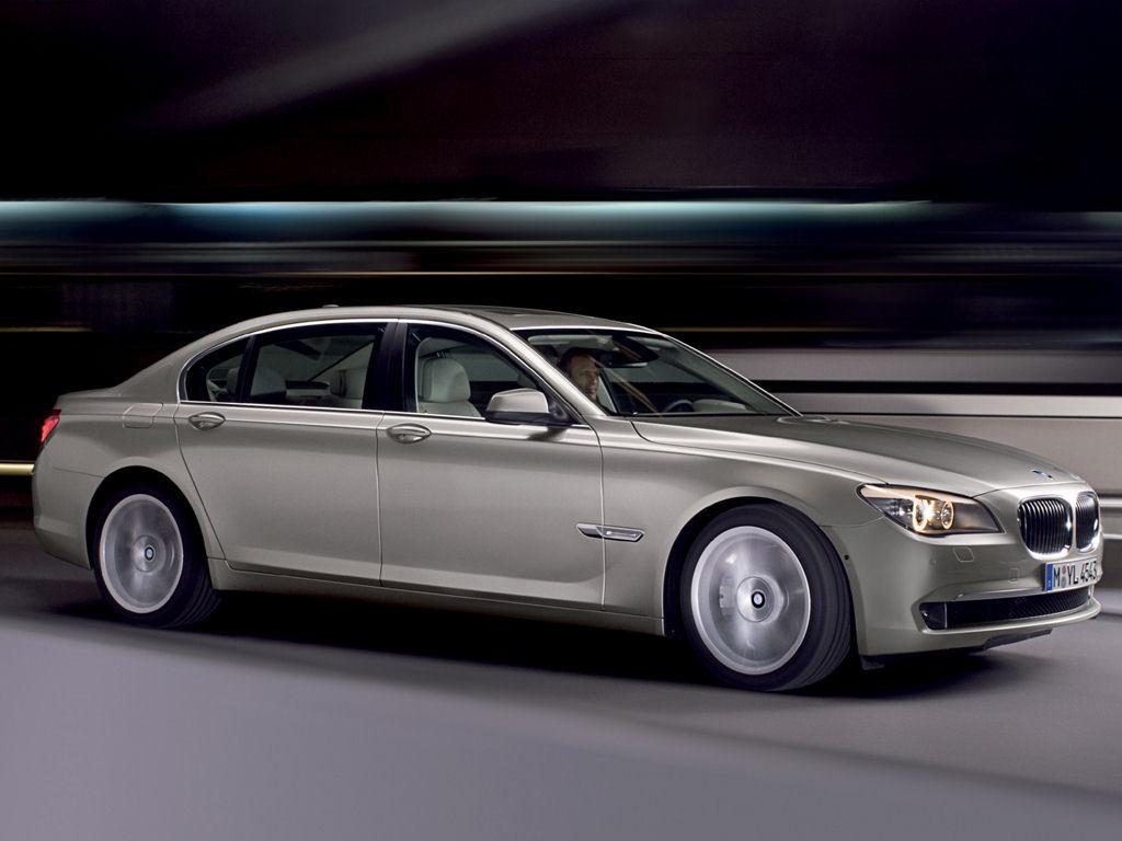 BMW 7-Series 745i, 750i, 750Li, 760Li - Free 1024x768 ...