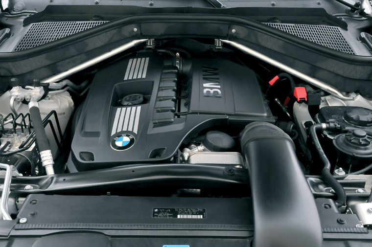 2009 Bmw X6 3 5l 6 Cylinder Engine Picture Pic Image