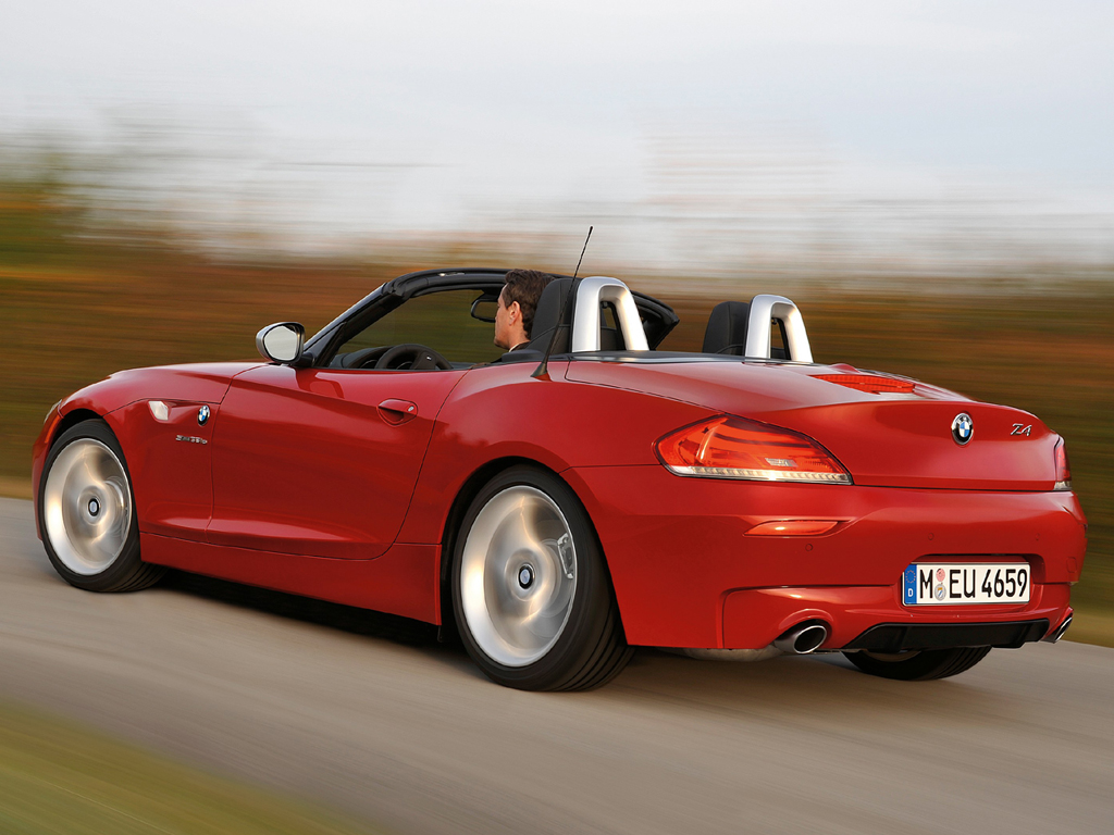 Bmw Z4 Sdrive30i Sdrive35i M Roadster Coupe Turbo