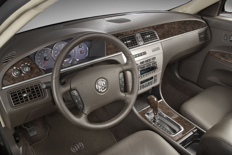 2008 Buick LaCrosse Super Interior Picture