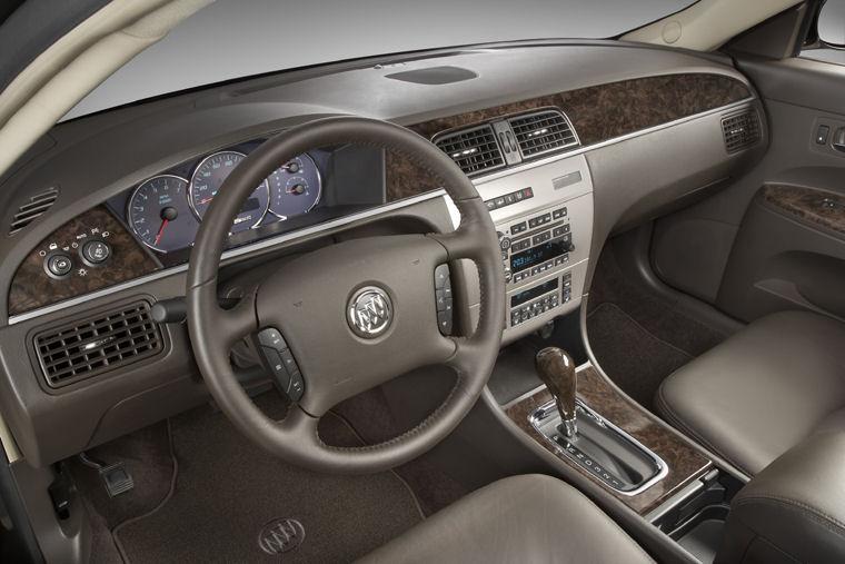 2009 Buick LaCrosse Super Interior - Picture / Pic / Image