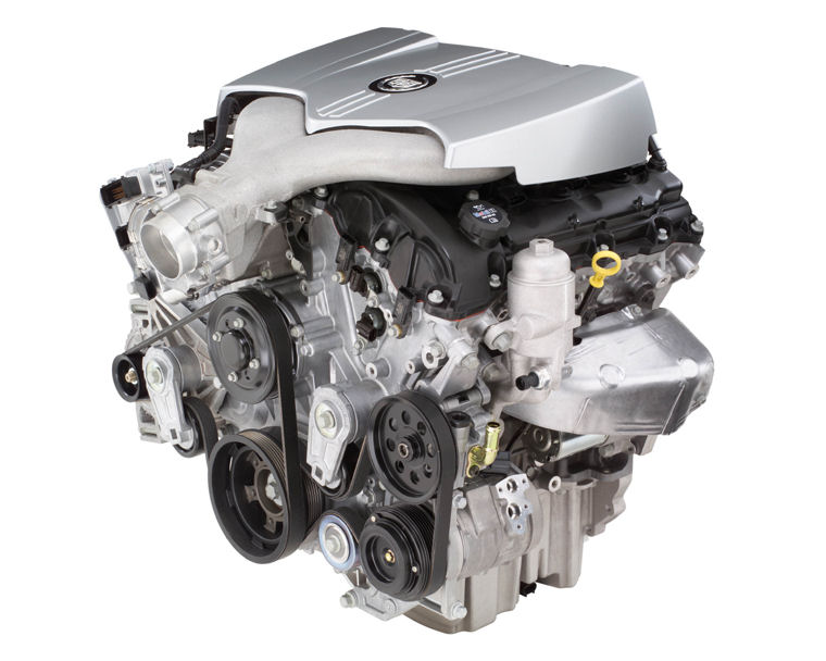 2004 Cadillac CTS 3.6L V6 Engine - Picture / Pic / Image