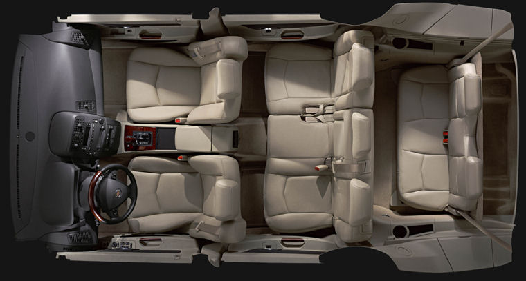 Cadillac Srx Picture