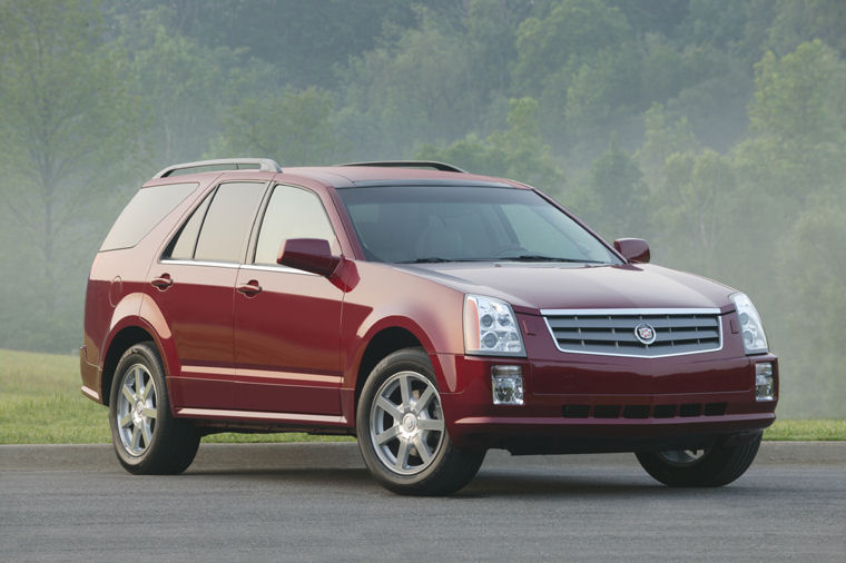 2008 Cadillac SRX - Picture / Pic / Image
