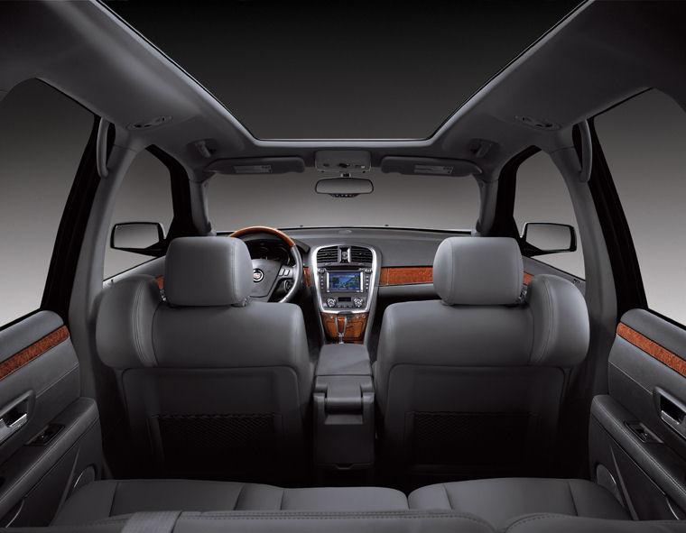 Elegant 2008 Cadillac SRX Interior Picture Design Inspirations