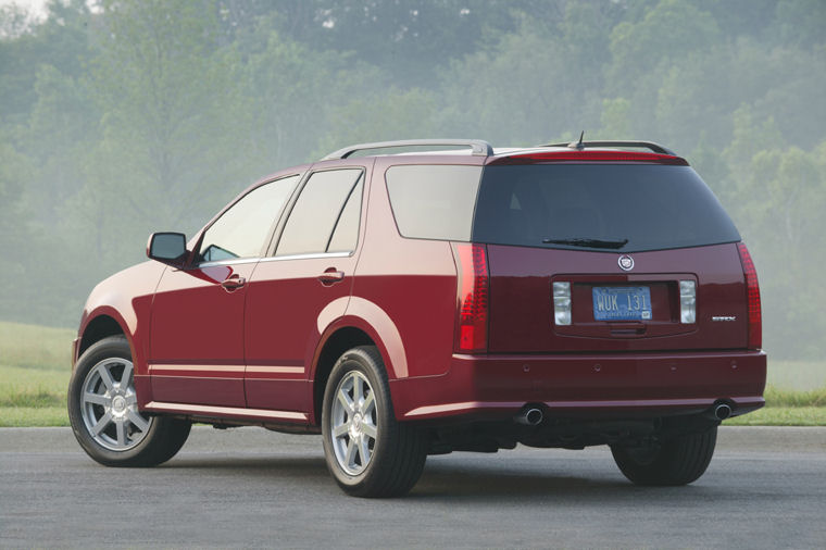 2009 Cadillac Srx Picture Pic Image