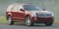 2009 Cadillac SRX Pictures