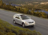 Cadillac SRX Wallpaper
