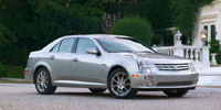 2005 Cadillac STS Pictures